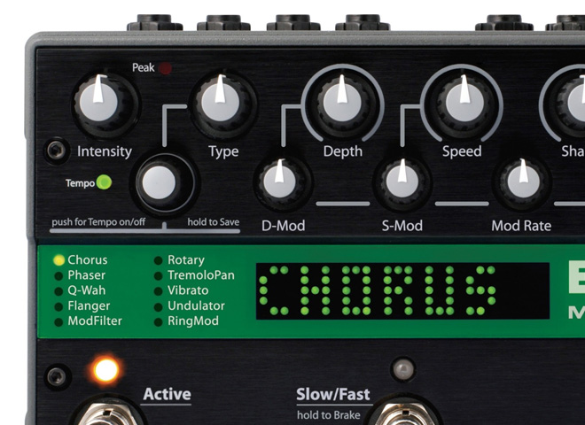 Multi-effects and other modulation effects