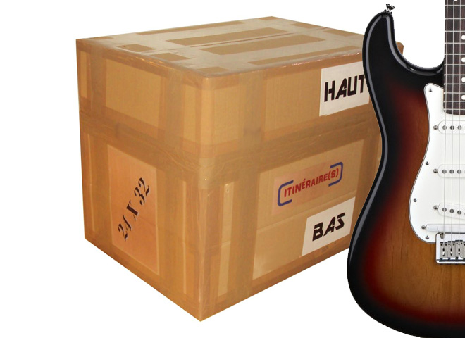 Packs Guitare