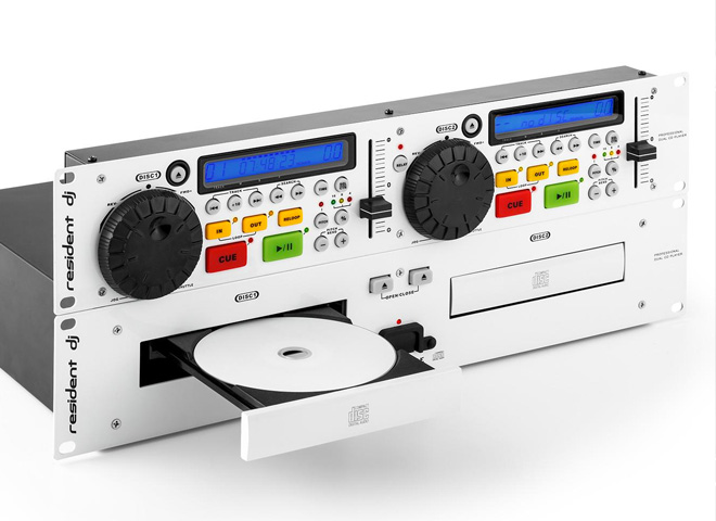 Rackmount DJ Players