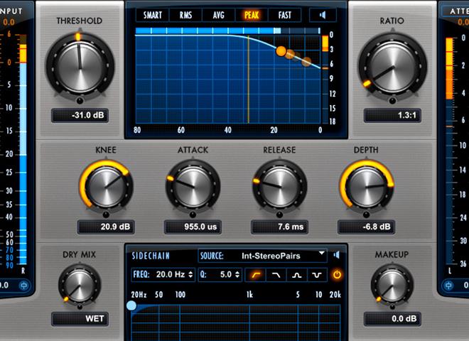 Best software compressors (3/20) - Audiofanzine