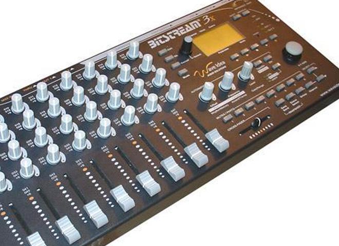 Surfaces de contrôle MIDI