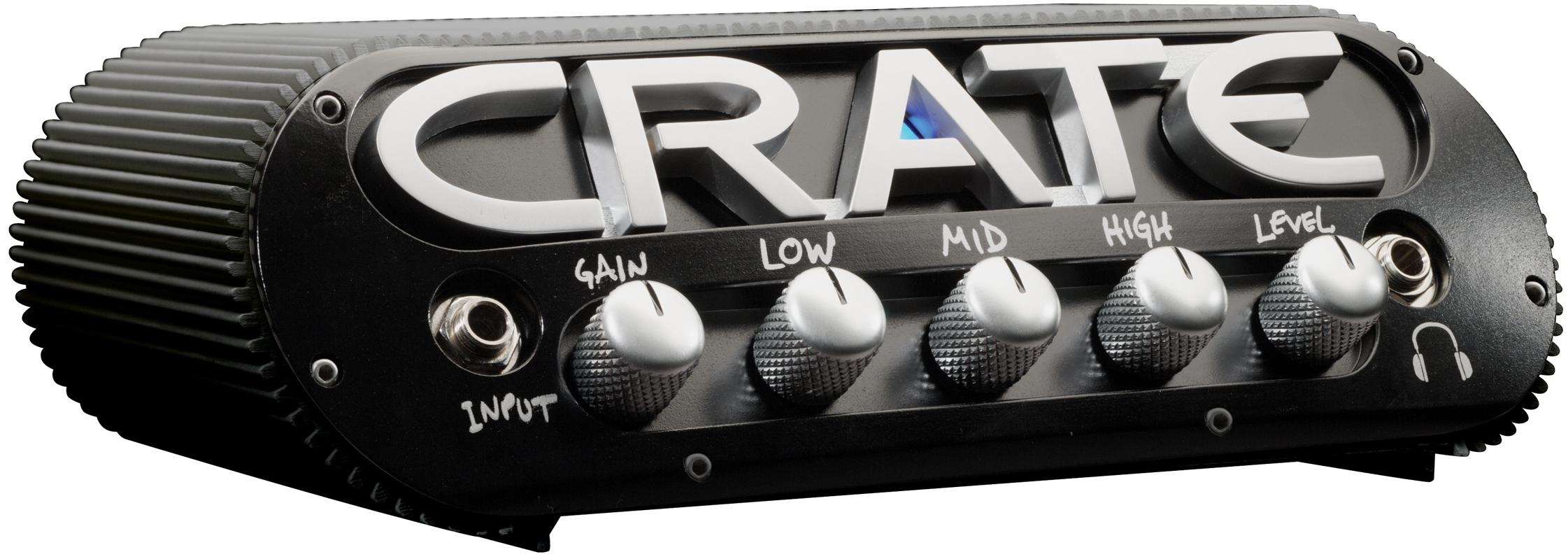 Tête d'ampli guitare à transistors