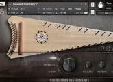 Autres instruments à cordes frottées virtuels