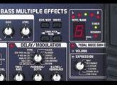 Multi-effets pour Basse