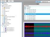Format-Konverter/Browser für Sampler
