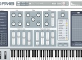 Virtuelle FM Synthesizer