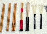 Drum Sticks, Mallets, Brushes...