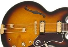 ホロウ/セミホロウボディエレクトリックギター