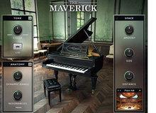 バーチャルアコースティックピアノ