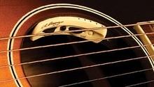 Acoustic guitar pickups