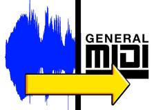 Audio/MIDI Wandler