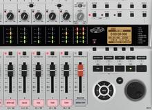 Aufnahmegeräte/Multitracks
