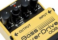 Bass Distortions/Overdrives