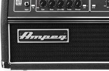 Bassgitarren Verstärker Topteile