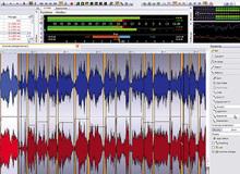 Editor audio digitale