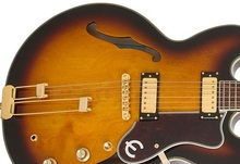 Elektrische Gitarren mit Hollow Body/Semi-Hollow Body