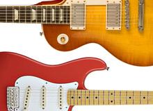 Elektrische Gitarren mit Solid Body