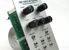 Filter modules for modular synthesizers