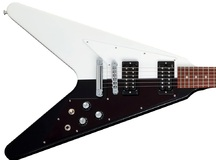 Guitares de forme Flying V / Explorer / Firebird