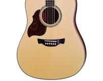 Guitarras Acústicas para Zurdos