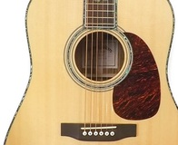Guitarras Folk Acústicas Dreadnought