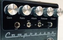 Kompressor/Sustainer für Gitarre