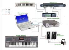 Material Audio/Periféricos