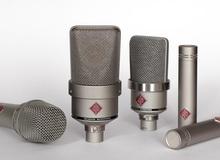 Microphones à condensateurs
