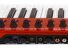MIDI + Audio Keyboard Controllers