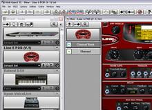 MIDI Editoren