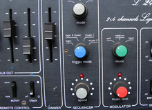 Mixer Luci 0/10v