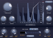 Noise gates / expandeurs logiciels