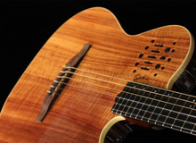 Other acoustic-electric guitars