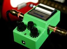 Overdrives guitare