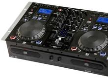 Platines/lecteurs DJ tout-en-un