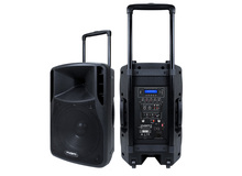 Portable PA Speaker Cabinets