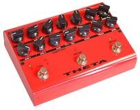 Préamplis guitare à transistors