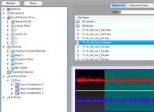 Sampler Format Converters/Browsers