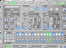 Sintetizadores percusivos virtuales
