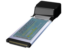 Soundcards ExpressCard