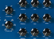 Studio multiband compressors