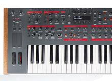 Synthétiseurs hybrides analogiques/numériques