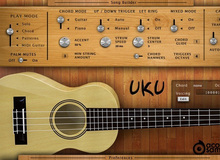 Ukuleles virtuels