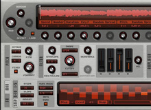 Virtuelle Granulare Synthesizer