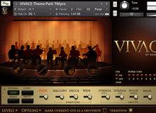 Virtuelle Orchesterinstrumente