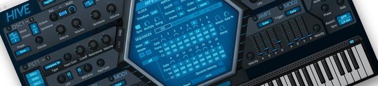 U-He Hive Virtual Synth Test