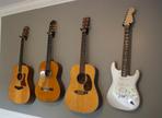Die richtige Wahl eines Gitarrenständers