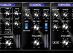 Mehr Effekte für Synthesizer