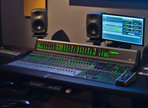 Wie sollten Studiomonitore eingestellt werden?