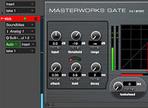 Wie man mit dem Noise Gate perkussive Elemente hervorhebt